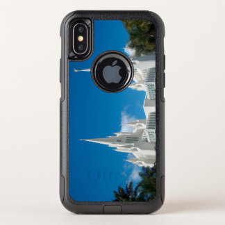 Atemberaubender San Diego Tempel OtterBox Commuter iPhone X Hülle