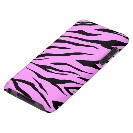 Atemberaubender Tiger-Druck Barely There iPod Cover