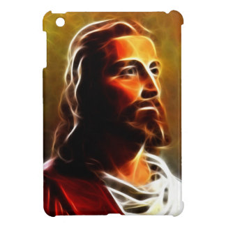 Atemberaubendes Jesus Christus-Porträt iPad iPad Mini Hülle