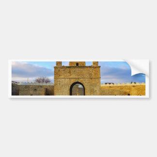 Ateshgah von Baku Autoaufkleber