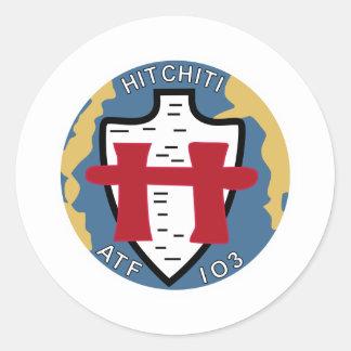 ATF-103 USS Hitchiti Militär bessert aus