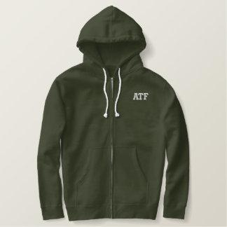 ATF-ART BESTICKTER HOODIE