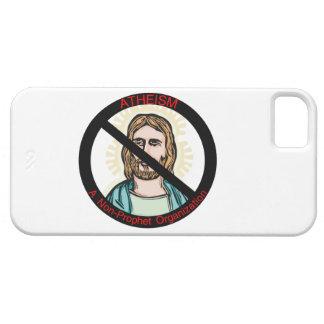 Atheismus eine nicht Prophet-Organisation iPhone 5 Etui