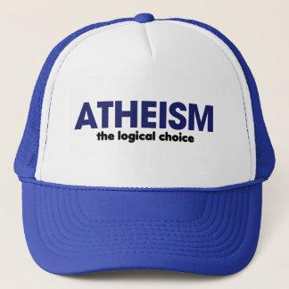 Atheismus ist die logische Wahl Truckerkappe