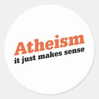Atheismus ist sinnvoll sticker