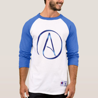 Atheismus-Symbol-Shirt T-Shirt