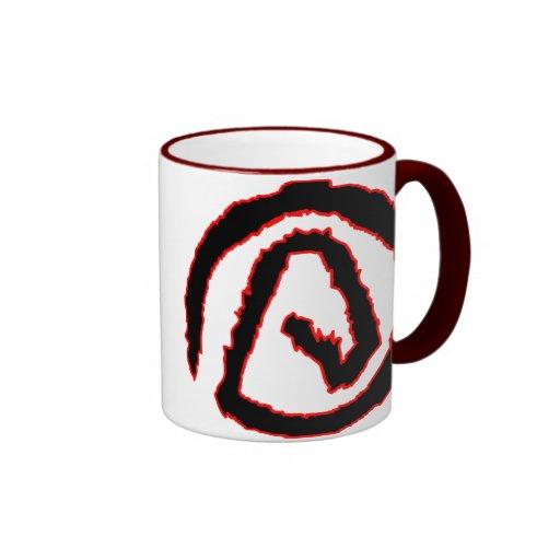 Atheist a kaffeetassen