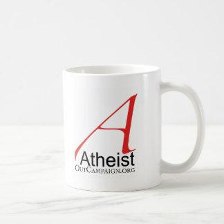 Atheist heraus kämpfen kaffeehaferl