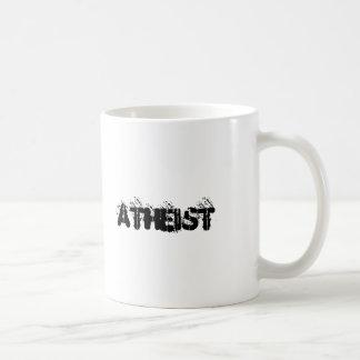 Atheist Schmutz Kaffeetassen