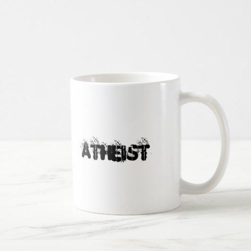 Atheist (Schmutz) Kaffeetassen