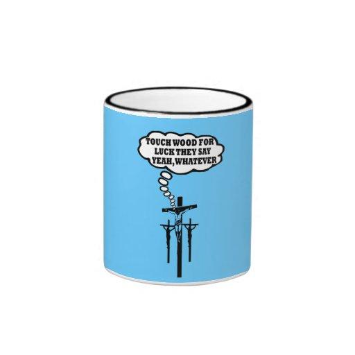 Atheist Tee Tasse