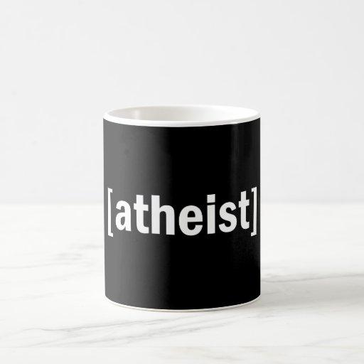 [Atheist] Kaffee Tassen