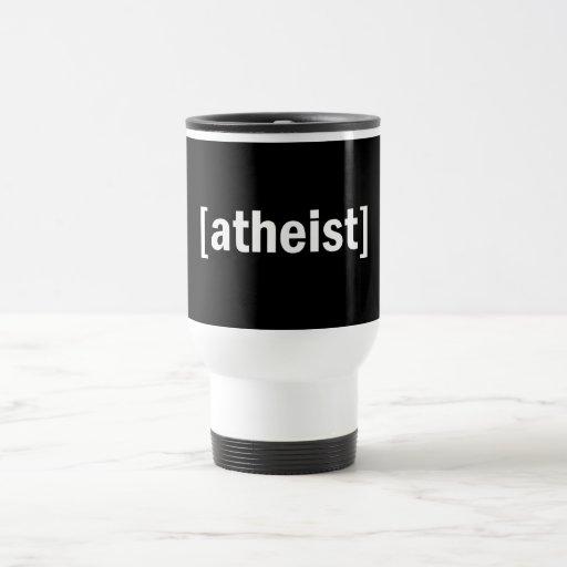 [Atheist] Kaffee Tasse