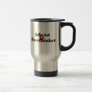 Atheist u. Freethinker Kaffeetassen