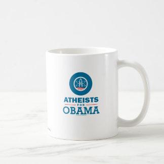 Atheisten für Obama Tasse