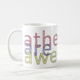 """""""Atheisten sind fantastische"""" Tasse"""