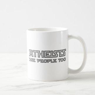 Atheisten sind Leute auch Tasse