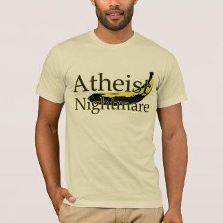 Atheistische Albtraum-Banane T-Shirt