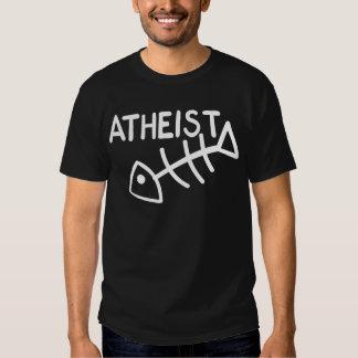 Atheistische Fische Hemd