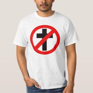 Atheistischer Anti-Religion T - Shirt
