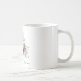 Atheistischer Baum Tasse