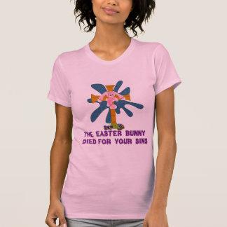 Atheistischer Osterhase T Shirt