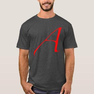 Atheistischer Scarlet ein T - Shirt