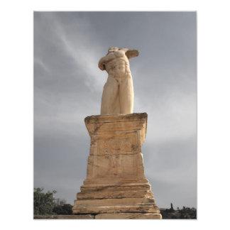 Athen, Griechenland Fotodruck