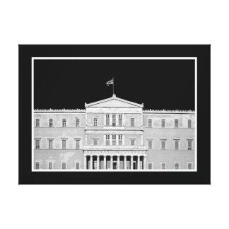 Athen GRIECHENLAND Leinwanddruck
