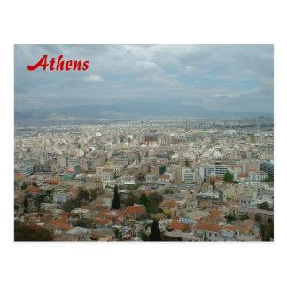 Athen Postkarte
