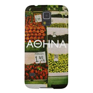 Athen Samsung Galaxy S5 Hülle