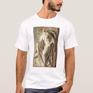 Athene Nike, das BC ihre Sandale, c.420-420 T-Shirt