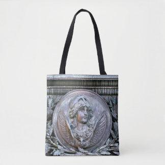 Athene-Schild Tasche