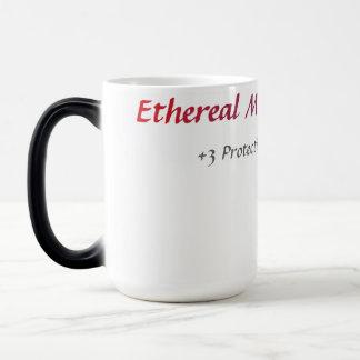 Ätherische Tasse Fieberhaftigkeit