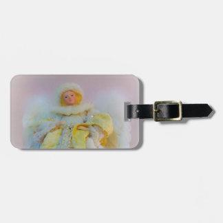 Ätherischer Schutzengel Gepäckanhänger