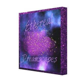 Ätherisches Dreamscapes Leinwanddruck