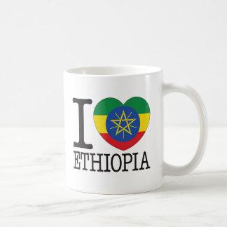 Äthiopien-Liebe v2 Kaffeetasse