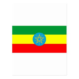 Äthiopien Postkarte