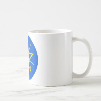 Äthiopien-Wappen Kaffeetasse