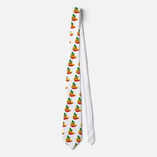 Äthiopische Flaggenfotorezeptor-Linie 👍😂😂👌 Bedruckte Krawatten