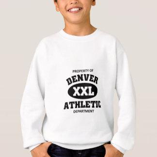 Athletische Abteilung Denvers Sweatshirt