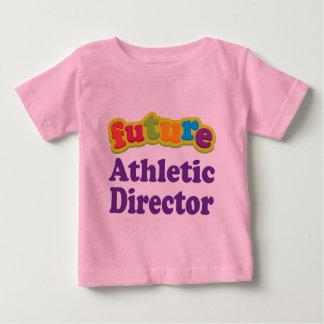 Athletischer Direktor (Zukunft) für Kind Baby T-shirt