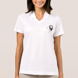 Athletischer LeistungHoodie (Frauen) Polo Shirt