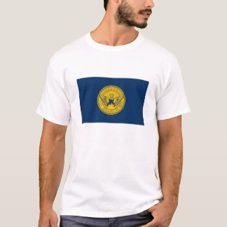 Atlanta-Flaggen-T - Shirt