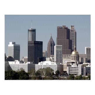 Atlanta Geogia Postkarte