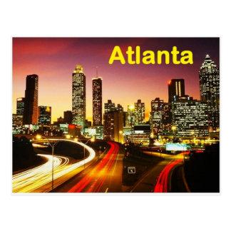 Atlanta (USA) (St.K) Postkarte