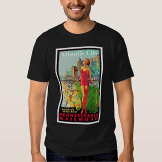 Atlantic City ~ Amerikas das ganze Jahr Spielplatz Hemden