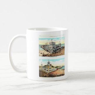 Atlantic City Nostalgie Kaffeetasse