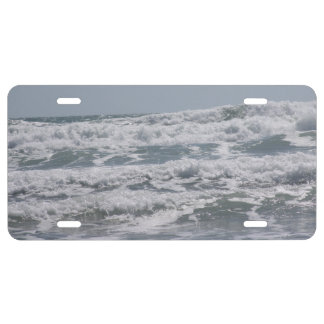 Atlantik-Kfz-Kennzeichen US Nummernschild