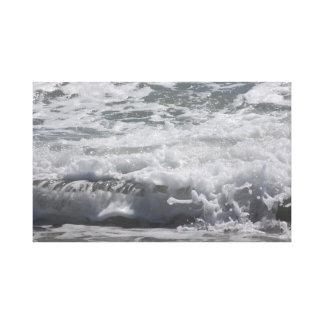 Atlantik-Leinwand-Druck Leinwanddruck
